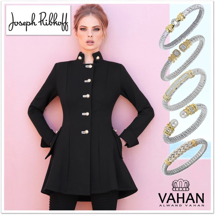 VAHAN and Joseph Ribkoff Comfort and Style Party