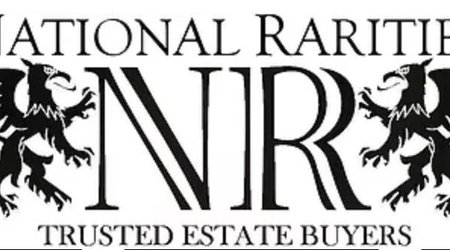 Estate Buying Event with National Rarities