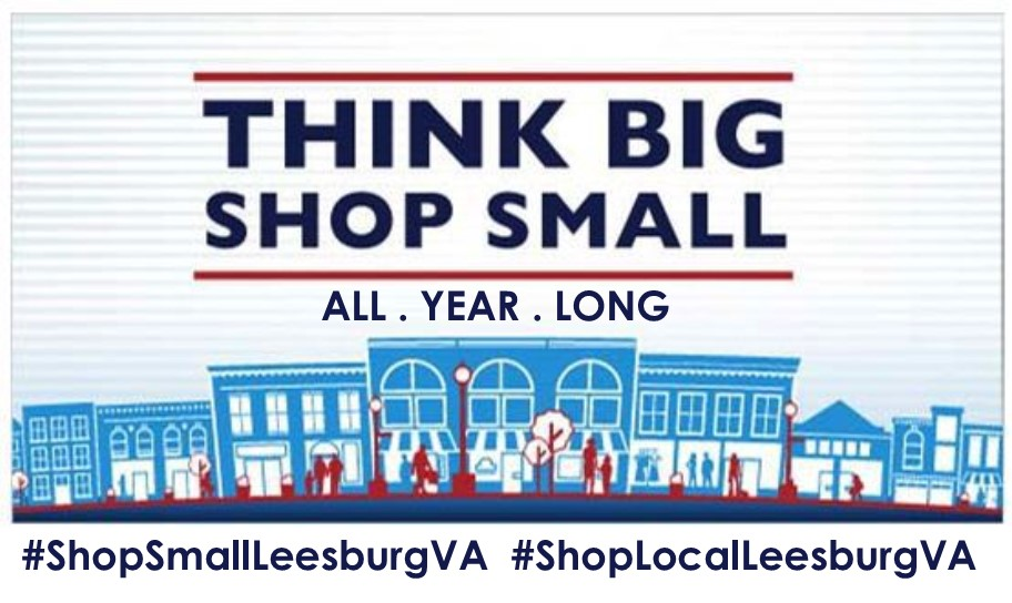 Think BIG, Shop small ALL YEAR LONG
